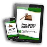 Download the NJ Divorce App