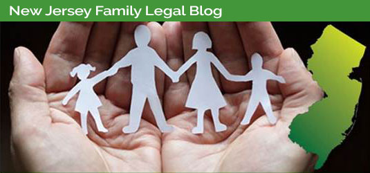 New Jersey Family Legal Blog Banner
