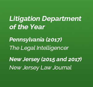Litigation Department Of The Year