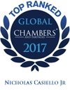 Chambers Global 2016 Nicholas Casiello Jr.