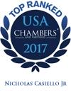 Chambers USA 2016 Nicholas Casiello Jr.