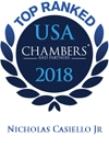 Chambers USA 2016 Nicholas Casiello Jr.
