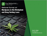 Image of Cover of Marijuana in the Workplace A National Survey